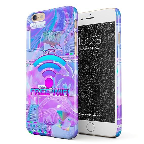 save off 69188 d4c05 Amazon.com: Glitbit Compatible with iPhone 6 Plus / 6s Plus Case ...