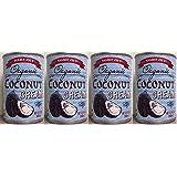 Trader Joe's Organic Coconut Cream (Pack of 4)