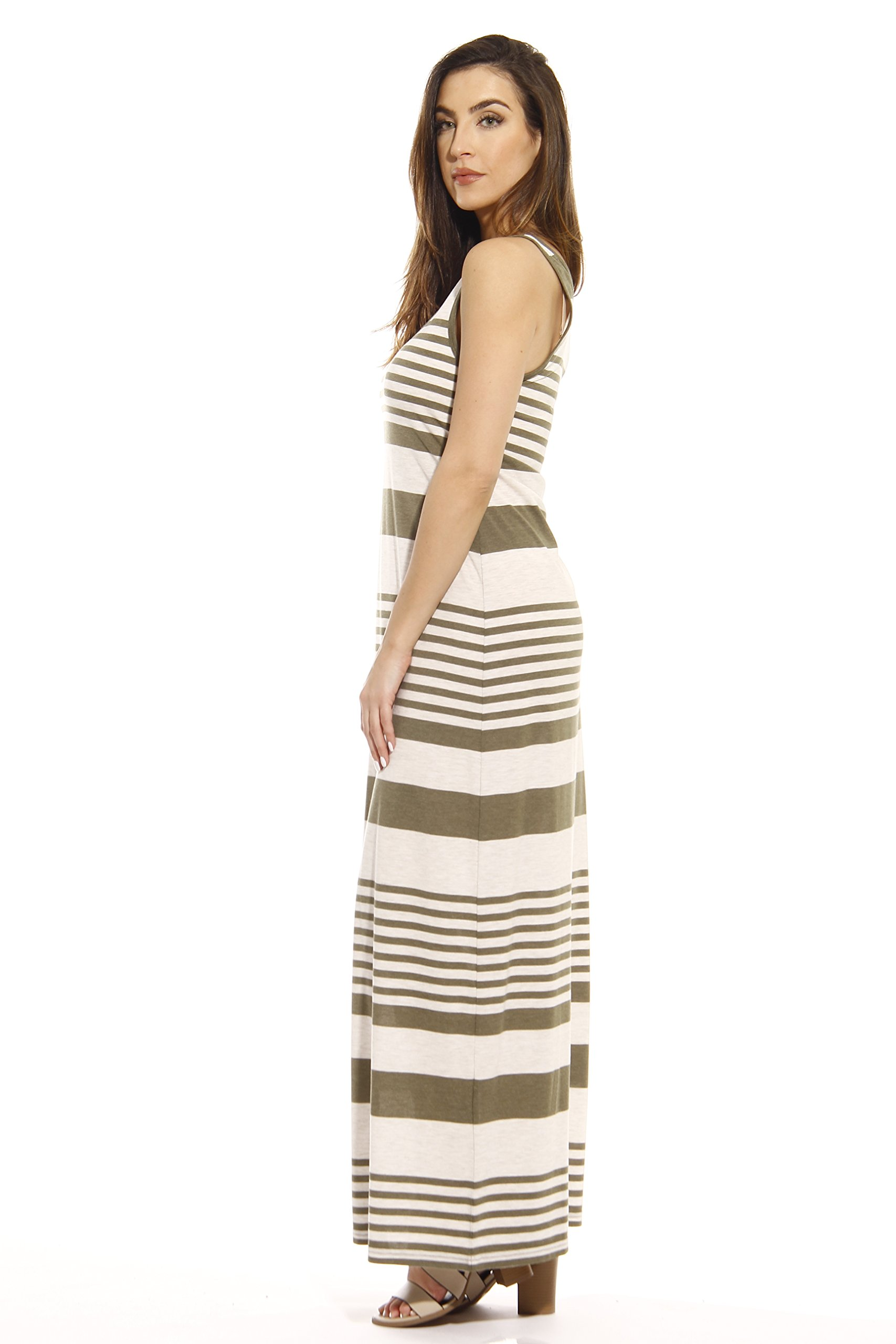 3007-138-OLVC-3X Just Love Summer Dresses / Maxi Dress by Just Love (Image #2)