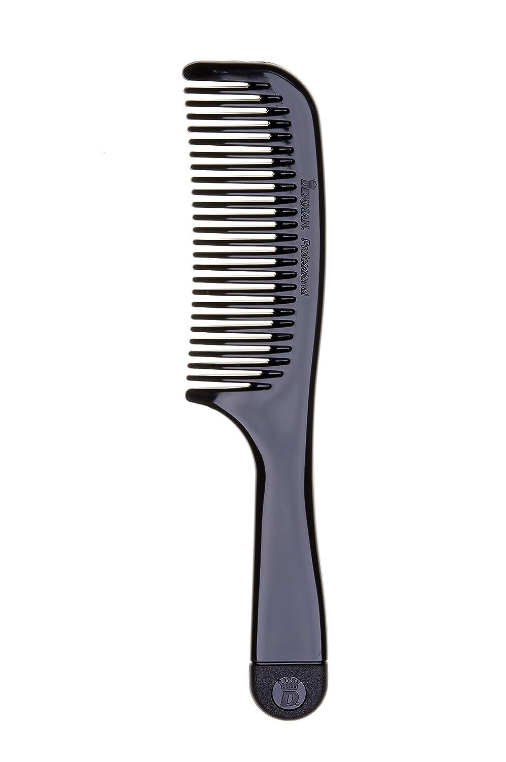 Denman D22 Grooming Comb C022SBLK
