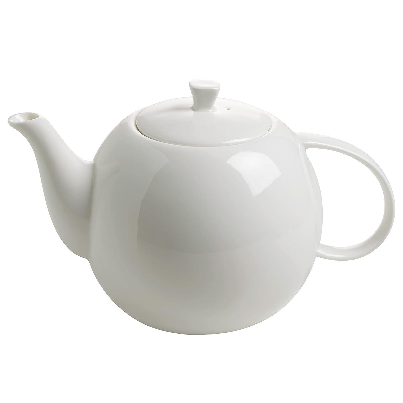 Maxwell & Williams Williams Williams Teekanne, Porzellan, weiß 11.4 x 35.6 x 55.2 cm B01ELMBV0K Teekannen 714d5e