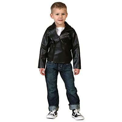 Toddler Grease T-Birds Jacket Costume: Clothing