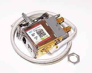OEM Haier Freezer Thermostat For Haier HCM070EA, HCM070LA, HCM070PA, LCM050LB, LCM070LB
