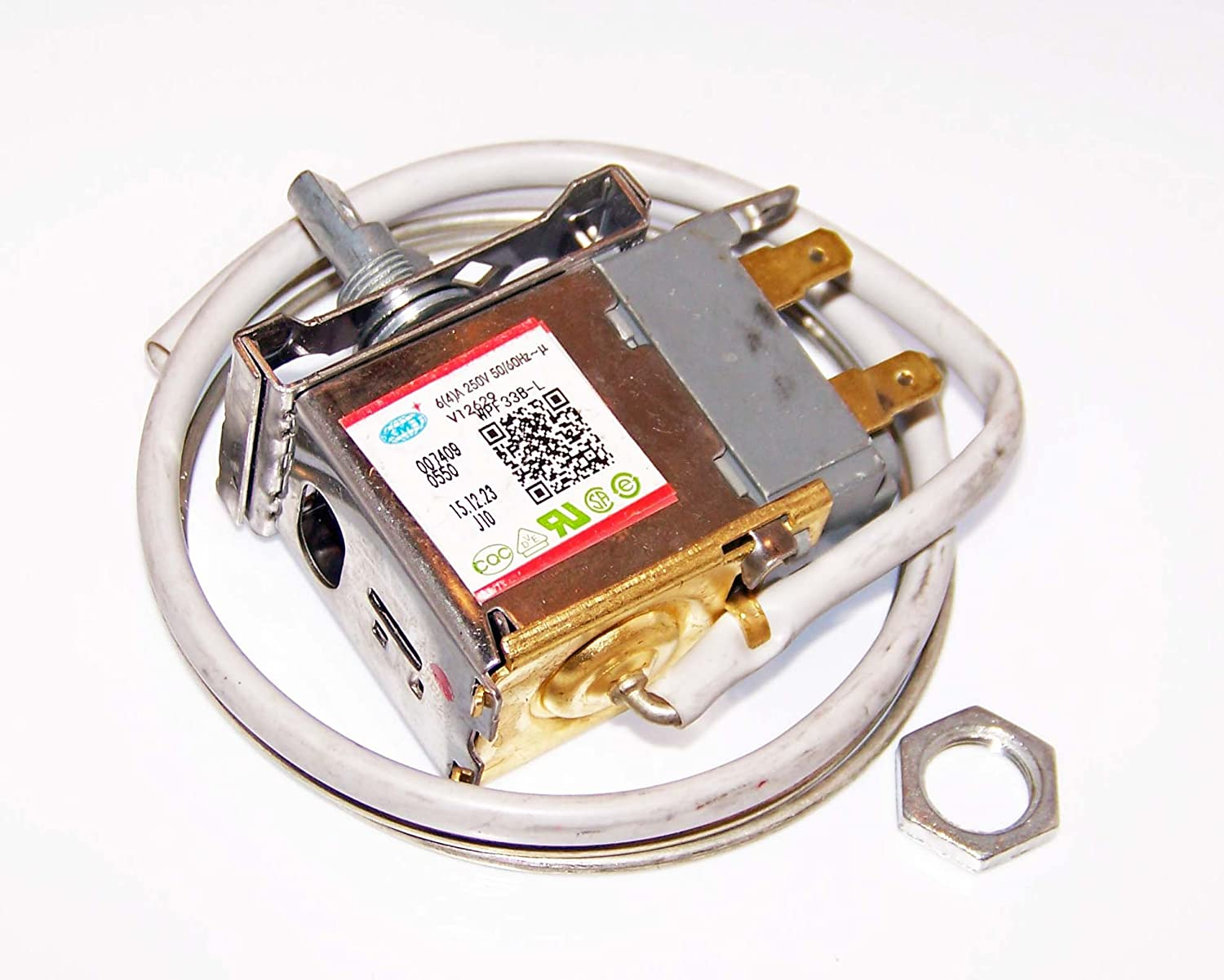 OEM Haier Freezer Thermostat Specifically For Haier BD101G, BD101GLD, BD120G, BD120GLD, BD198G