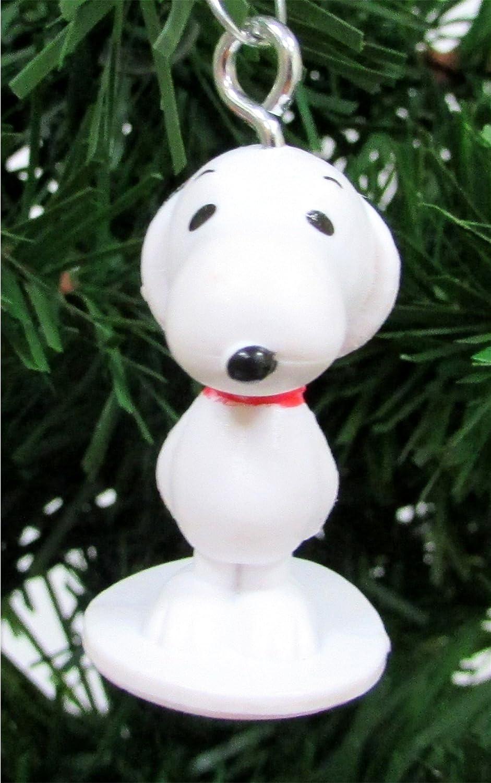 Amazon.com: Charlie Brown and Friends Mini Christmas Ornament Set ...