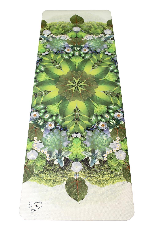 Energía//Verde Prana Mandala Yoga Mat: Amazon.es: Deportes y ...