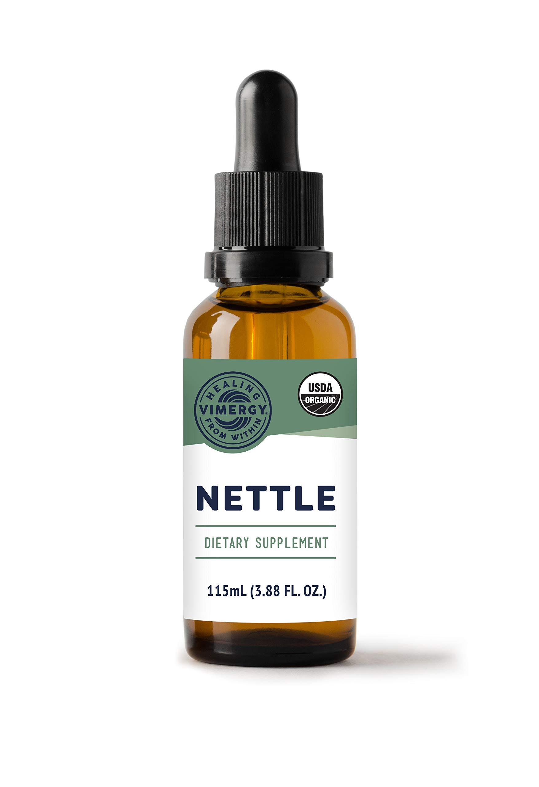 Vimergy USDA Organic Nettle Leaf 10:1 (115 ml)