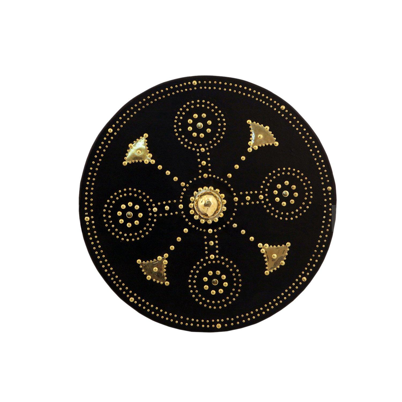 Deepeeka-AH3999 Scottish Targe Shield Brown