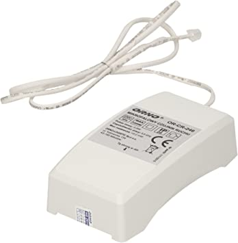 Detector de Movimiento Orno Microondas con Sensor Exterior, 1 ...