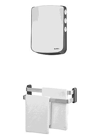 Supra ETNO WALL secadora eléctrica para toallas - Secador de toallas: Amazon.es: Hogar