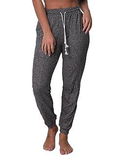 62c305855d16 SUNNYME Women Joggers Drawstring Sweatpants Sport Pants Ladies Gym Trousers…
