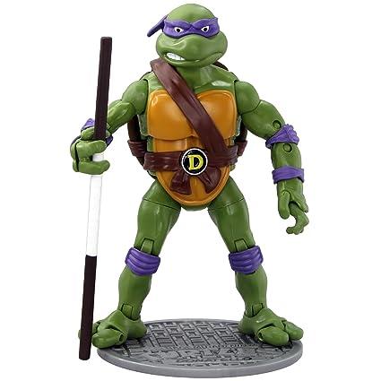 Tortugas Ninja - Figura articuladas Don [Importado]