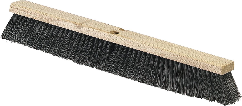 Carlisle 4507303 Flo-Pac Fine/Medium Floor Sweep, Polypropylene Bristles, 24