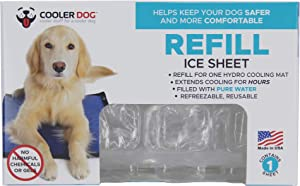 CoolerDog Refill Ice Sheet for Hydro Cooling Mat