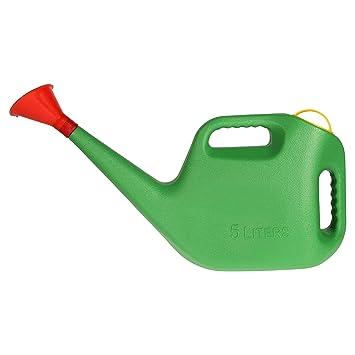 Klassic Premium Watering Can (5 Litre, Plastic, Multicolour)