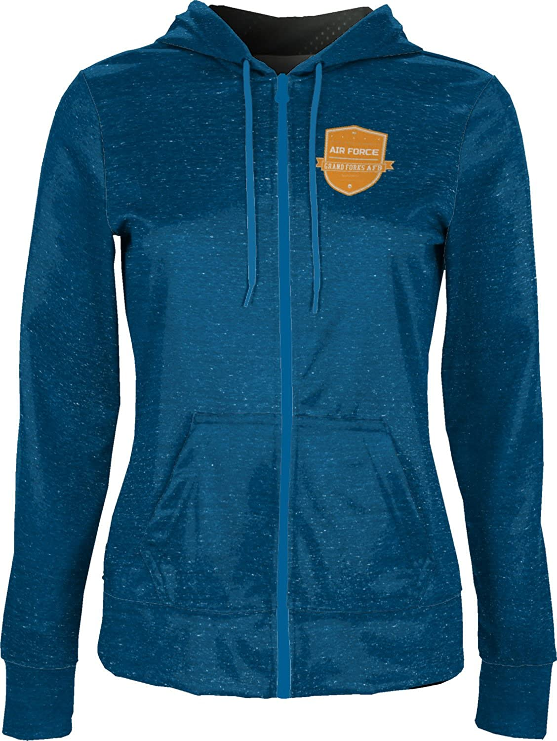 ProSphere Women's Grand Forks AFB Military Heather Fullzip Hoodie
