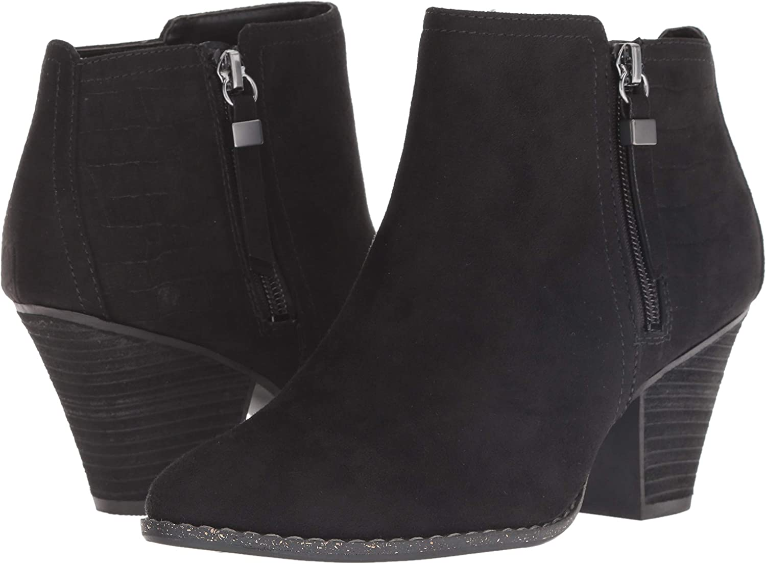 Scholls Shoes Womens Cunning Ankle Boot Dr