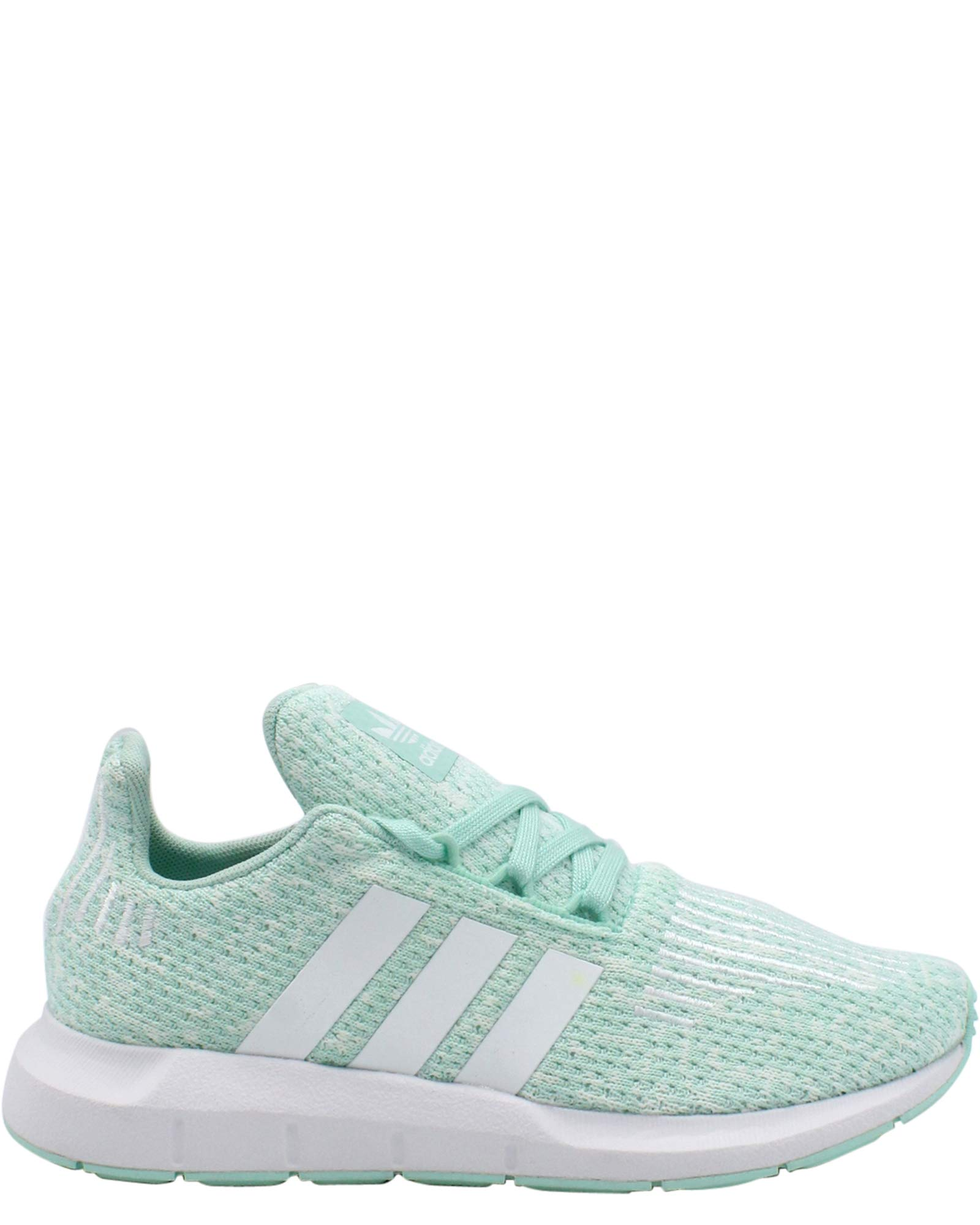 adidas Originals Swift Running Shoe Clear MintWhiteaero Green 2 M US Little Kid