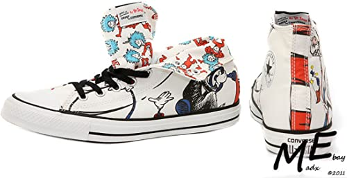 | Converse Chuck Taylor Dr Seuss The CAT in The