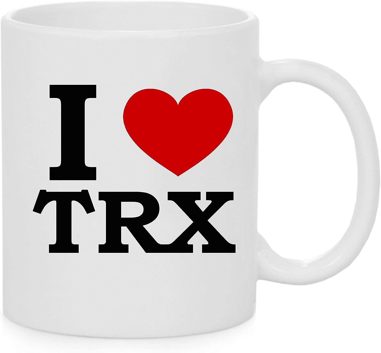 I taza del corazón TRX (amor): Amazon.es: Hogar