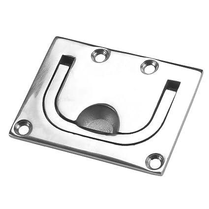 Amazon.com: mizugiwa 316 Acero inoxidable Anillo Pull Handle ...