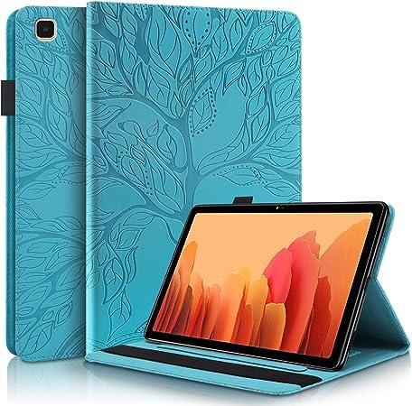 Succtop Hülle Für Galaxy Tab A7 10 4 Zoll 2020 Folio Computer Zubehör