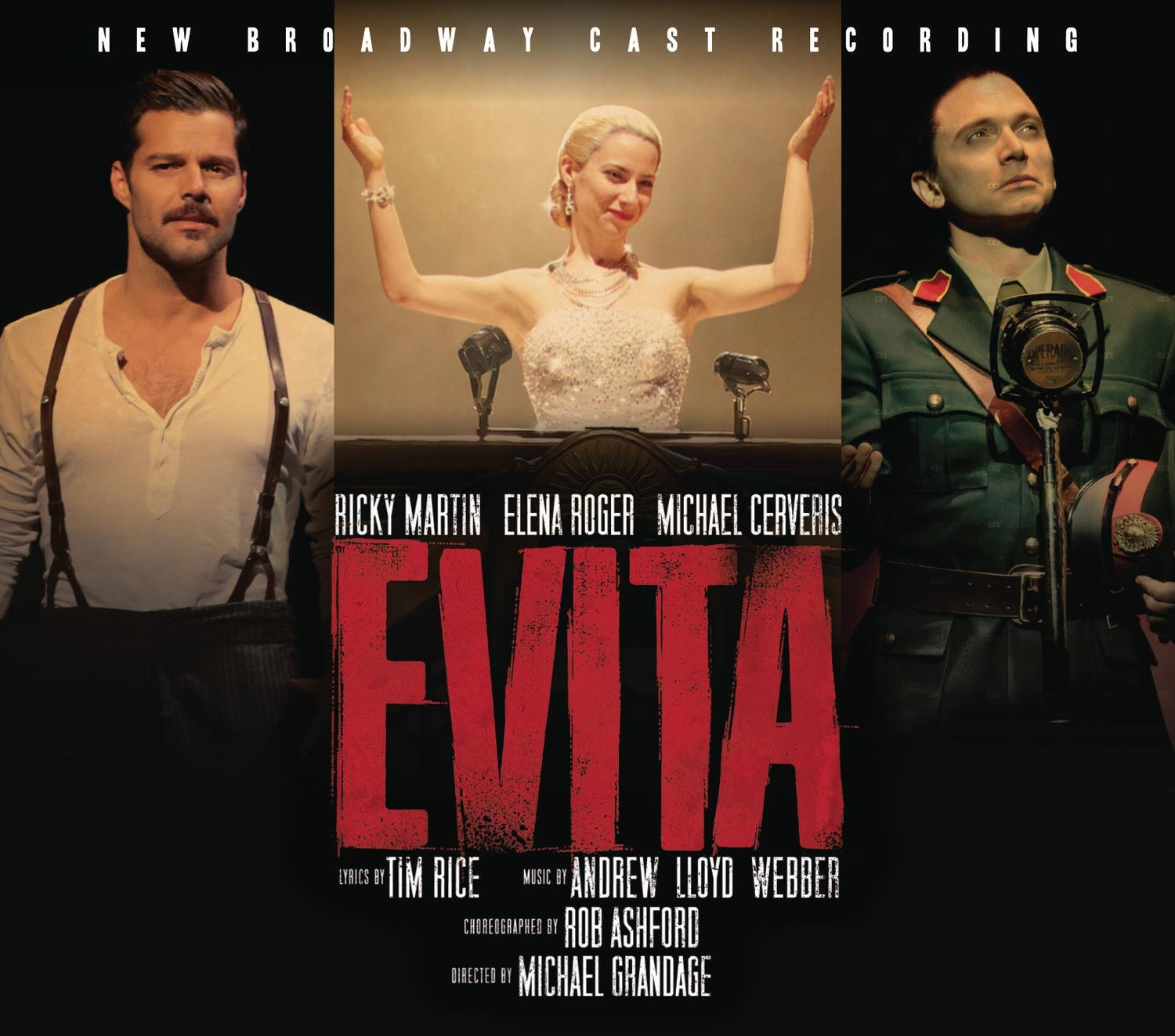 Evita (New Broadway Cast Recording) by Sony