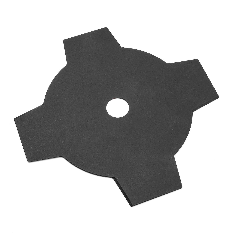 vhbw Cuchilla de Corte, Cuchilla de Repuesto 224x25,25mm 4 ...