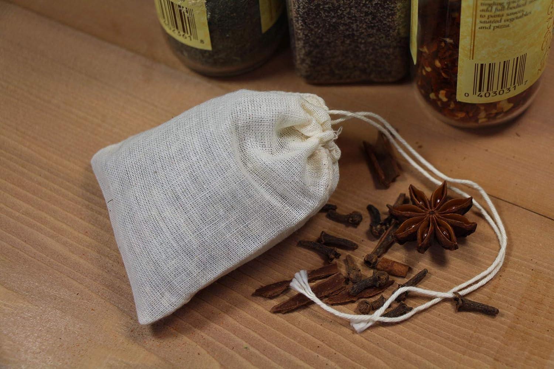 Cotone Regency Wraps 66 Sacchetti per spezie Multi