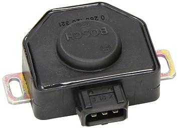 Bosch 0 280 120 321 Sensor, posición Válvula de estrangulación: Amazon.es: Coche y moto