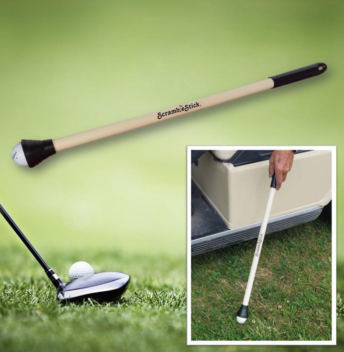 ScrambleStick The Original Golf Ball Retriever, Designed for Scramble Golf, 26-Inch
