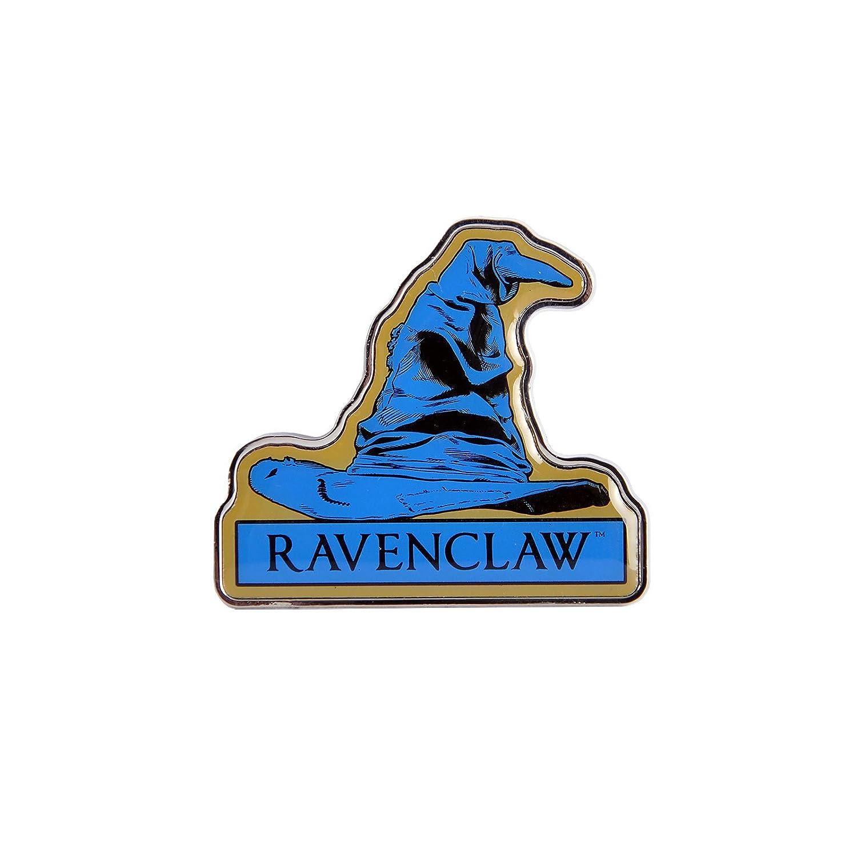 Harry Potter Pin Ravenclaw Sprechender Hut 3,8x3,3cm Schmuck