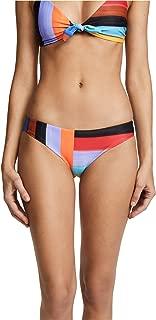 product image for Mara Hoffman Women's Zoa Classic Bikini Bottom Swimsuit