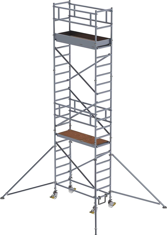Aluminium-Rollger/üst mit verstellbaren Auslegern* 177535