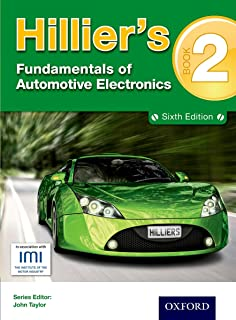 Hilliers fundamentals of motor vehicle technology book 1 amazon hilliers fundamentals of automotive electronics book 2 fandeluxe Choice Image