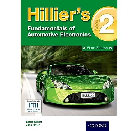 Hilliers Fundamentals Of Motor Vehicle Technology 6th Edition Book 1 Hillier Alma Calex Uk Ltd 9781408515181 Amazon Com Books