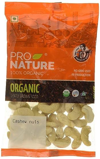 Pro Naturaleza 100% orgánicos nueces de anacardo, 100 g
