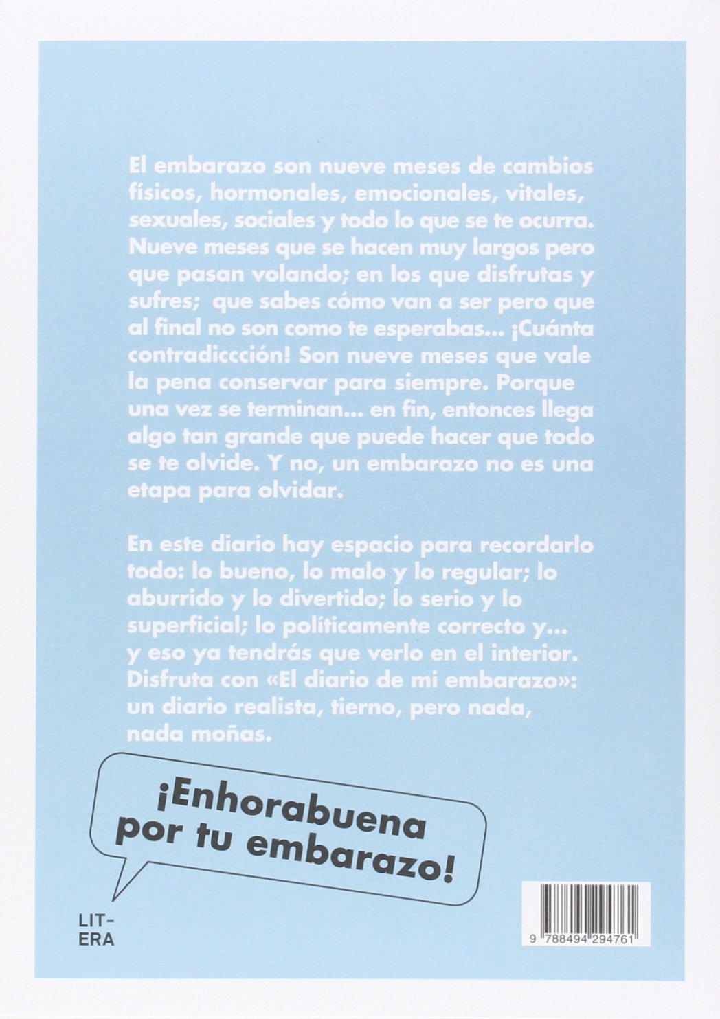 El diario de mi embarazo: Amazon.es: Noelia Terrer Bayo ...