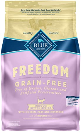 BLUE Freedom Azul Buffalo Libertad sin Grano seco Alimentos ...
