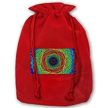 Amazon.com: Jinshen23 Bolsas de regalo con cordón para ...