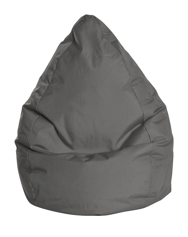 SITTING POINT Bean Bag Brava Xl Black