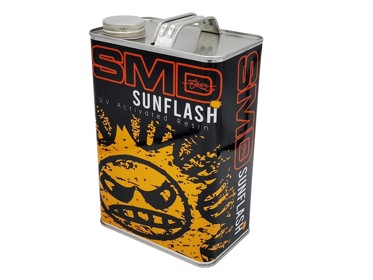 SMD SunFlash Polyester Resin