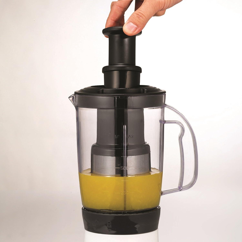 Morphy Richards 403021 Batidora de vaso 0.8L 300W - Licuadora (0,8 L, Batidora de vaso, De plástico, 300 W): Amazon.es: Hogar