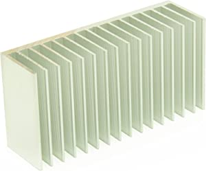 "Wingostore Heat Sink Cooling Module Aluminum Heatsink Cooler Fin (7.2"" x 1.7"" x 2"")"