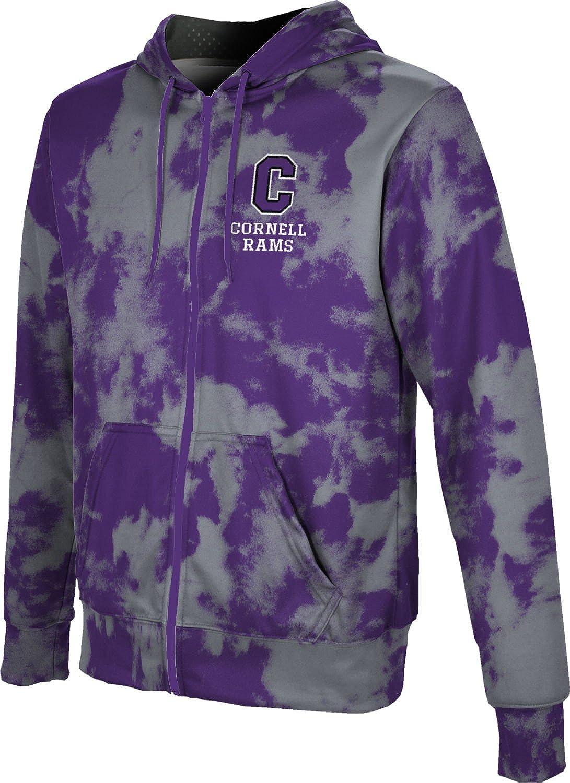 ProSphere Cornell College Boys Full Zip Hoodie Grunge
