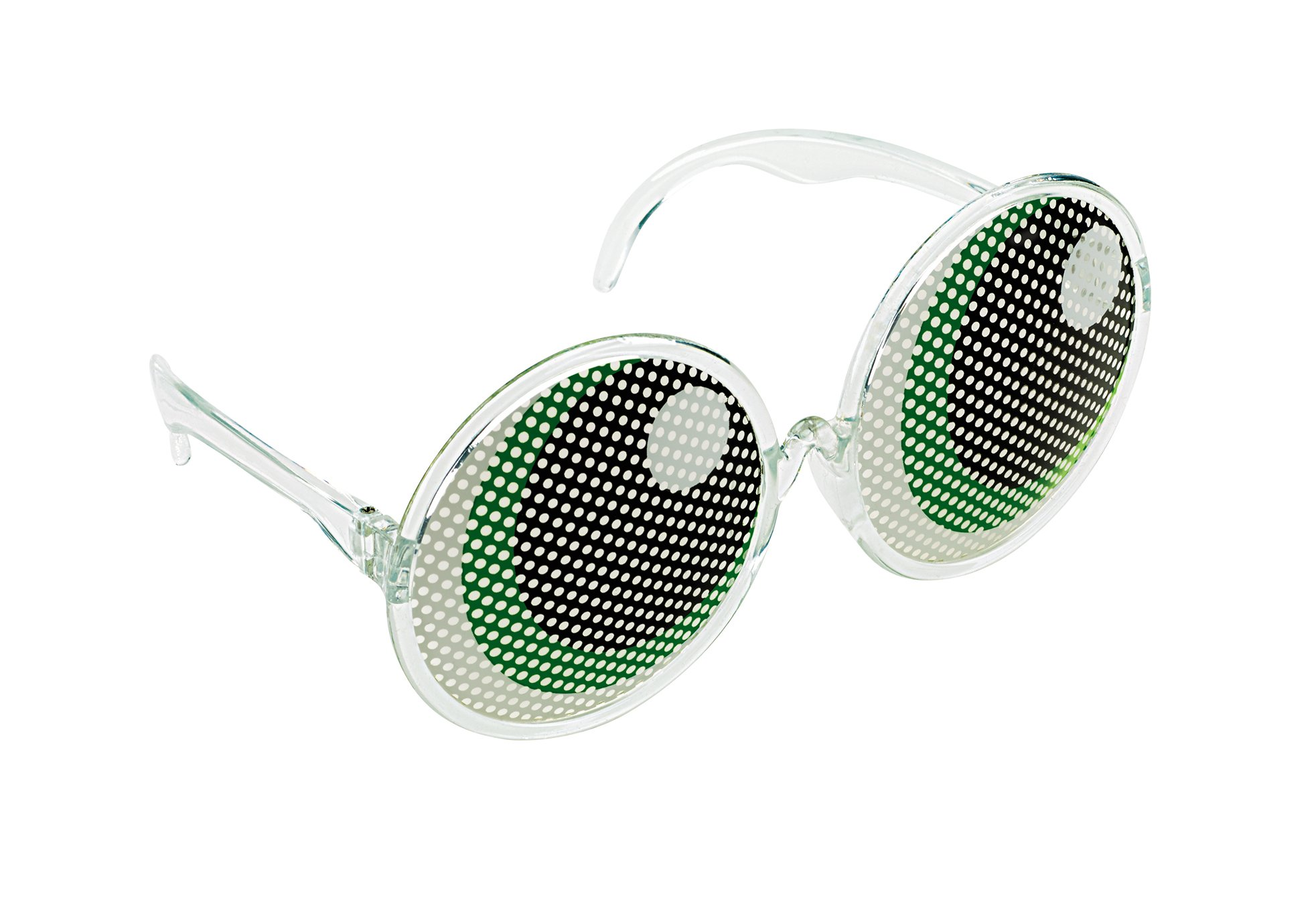 Disguise Women's Buttercup Adult Glasses, Green, One Size