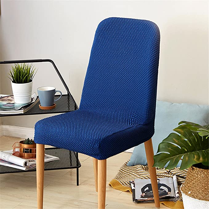 Farbe Elastic Strick Stuhl, Esszimmerstuhl, Bettüberwurf ...