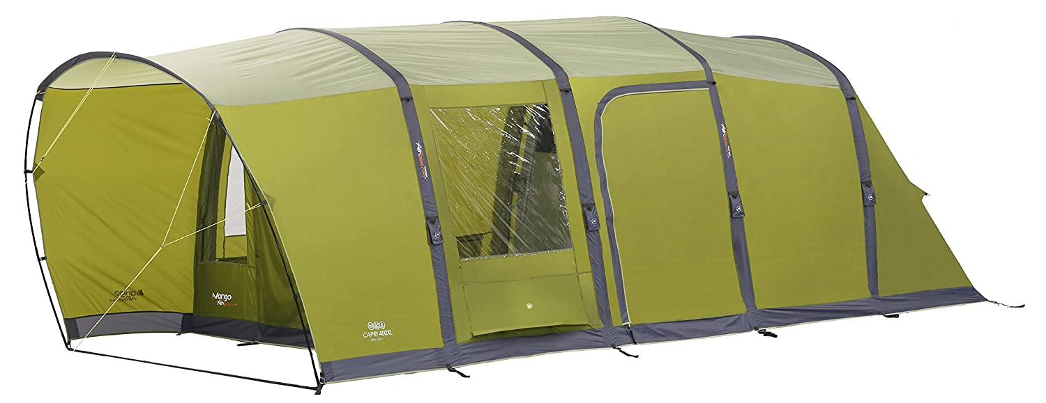 Vango Capri 400 Tent, X-Large, Herbal