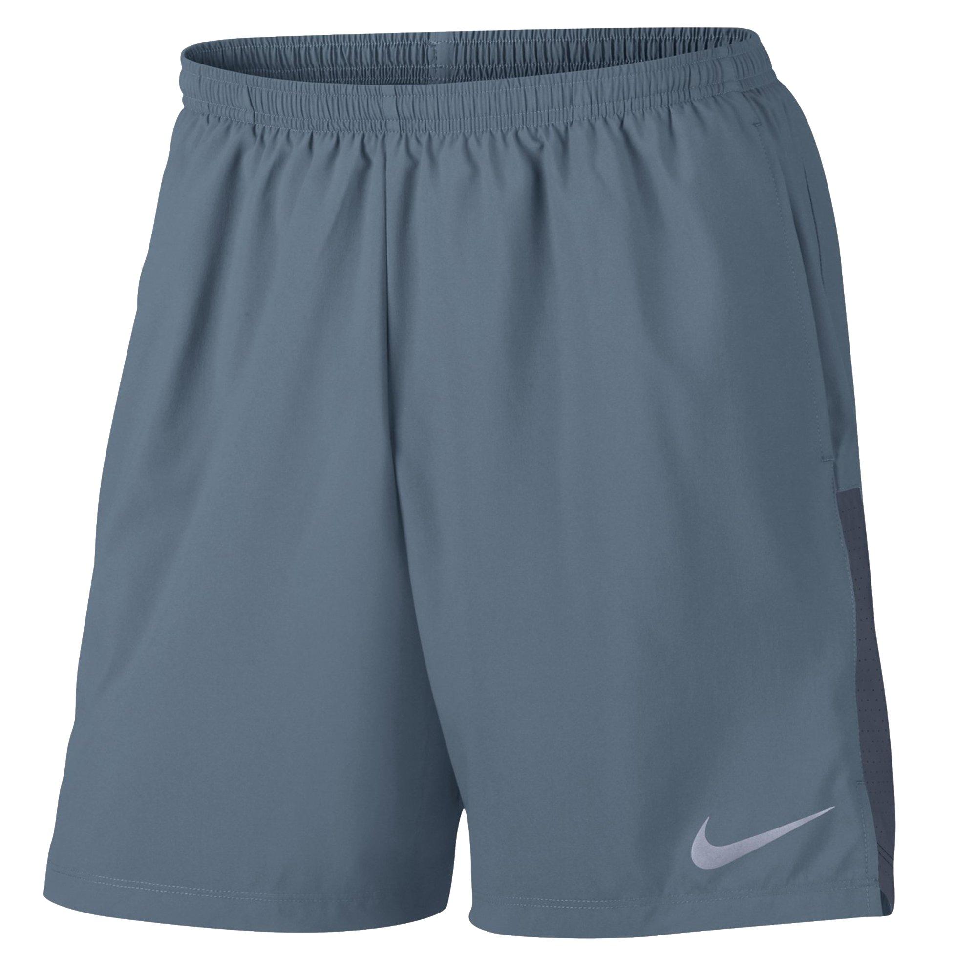 Nike Flex 7'' Running Short Armory Blue/Thunder Blue Men's Shorts by Nike