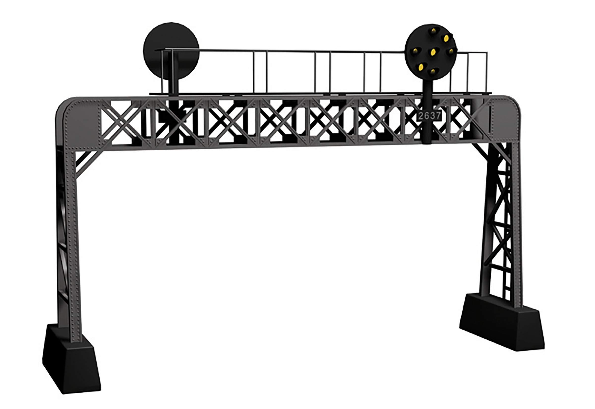 O Signal Bridge, PRR by MTH/RAILKING